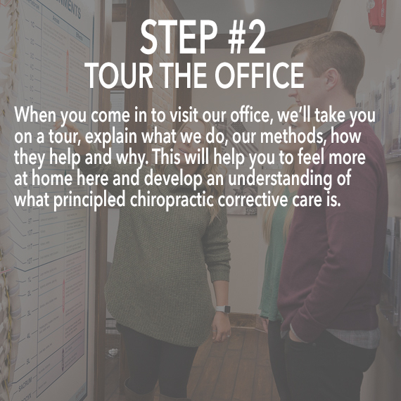 tour the Thrive Family Chiropractic office in Urbandale